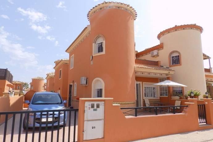 Bild: 4 rum villa på Trädgård / Parkering / Pool, Spanien Medelhavs Villa