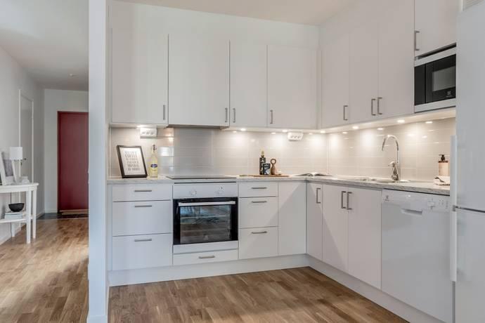 Bild: 2 rum bostadsrätt på Östra Kvarngatan 25, Nyköpings kommun