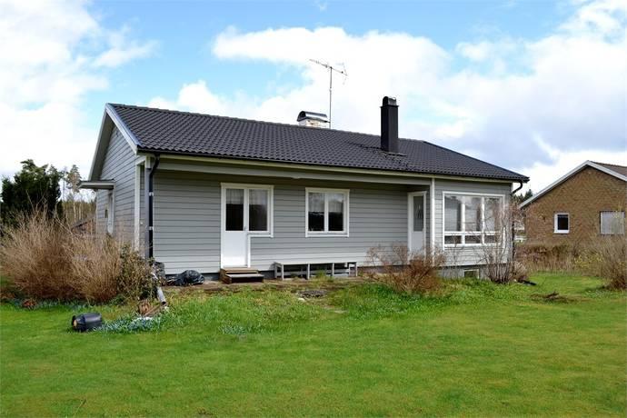 Bild: 4 rum villa på Nyhemsgatan 20, Vetlanda kommun Ekenässjön