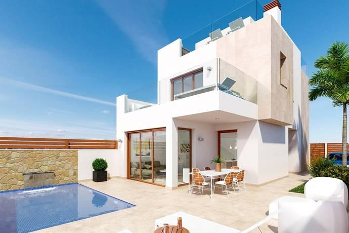 Bild: 4 rum villa på Villa Beach - Pilar de la Horadada JF, Spanien Pilar de la Horadada
