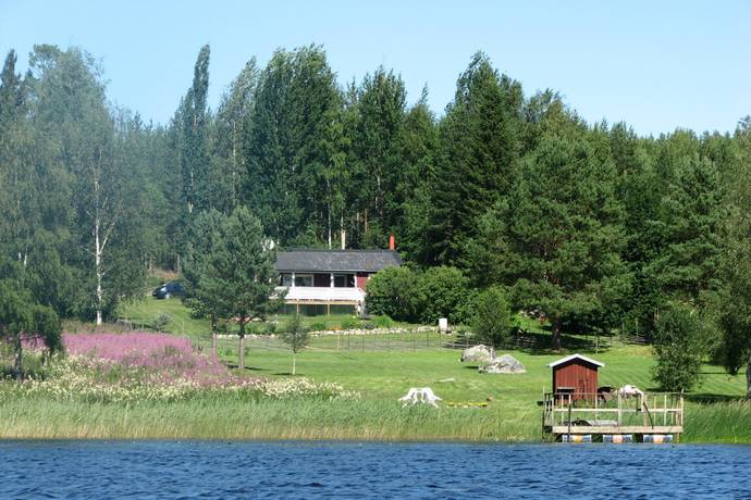Bild: 3 rum fritidshus på Enskogen 55, Ljusdals kommun ENSKOGEN