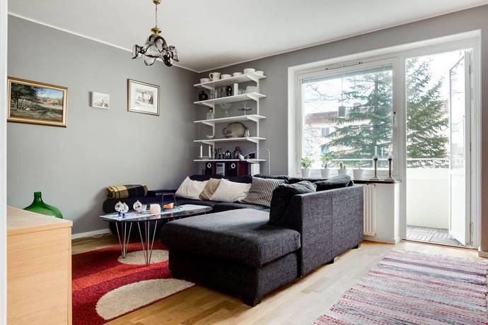 Bild: 2 rum bostadsrätt på Vegagatan 6D, Västerås kommun Vega