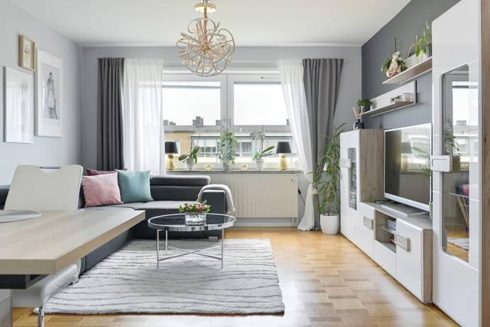 Bild: 3 rum bostadsrätt på Berguvsgatan 13A, Malmö kommun Söderkulla