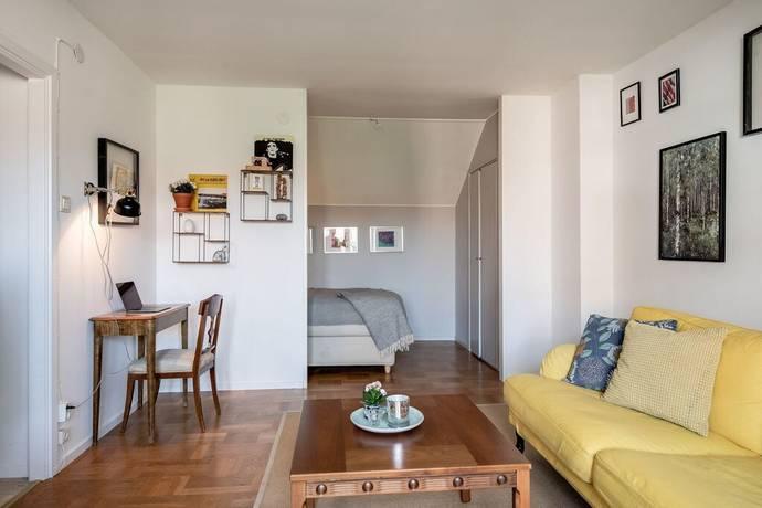 Bild: 1 rum bostadsrätt på Östra Drottningvägen 51, Tidaholms kommun