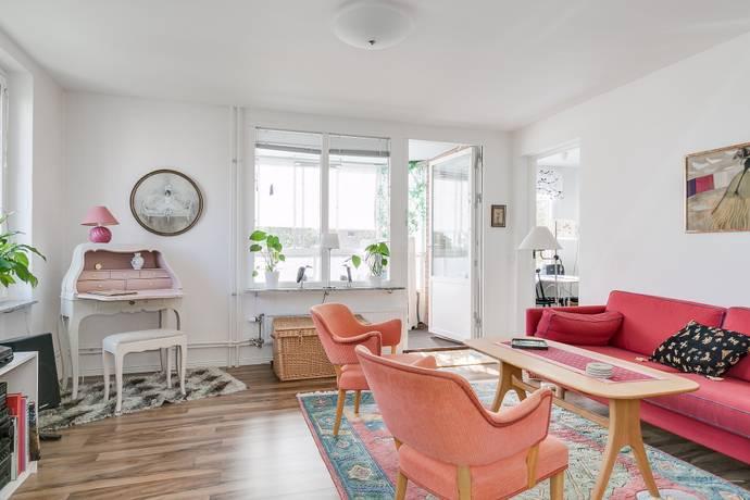 Bild: 2 rum bostadsrätt på Muraregatan 10, Karlstads kommun Kvarnberget