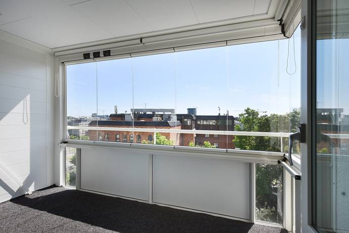 Bild: 3 rum bostadsrätt på Nybohovsbacken 21, 3tr, Stockholms kommun Liljeholmen