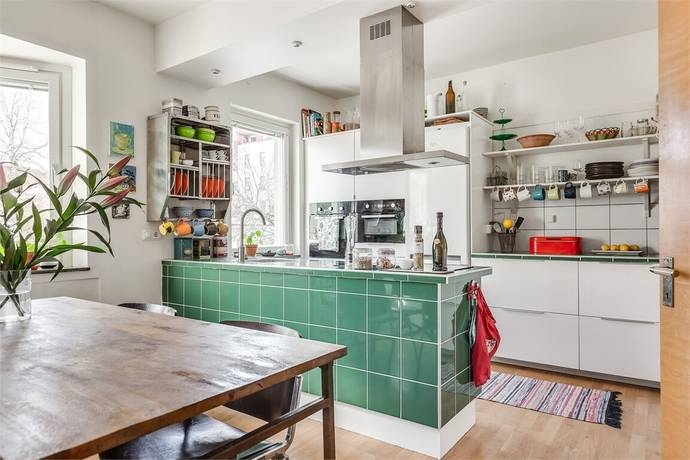 Bild: 4 rum bostadsrätt på Skomakargatan 18 A, Gävle kommun Centralt Norr