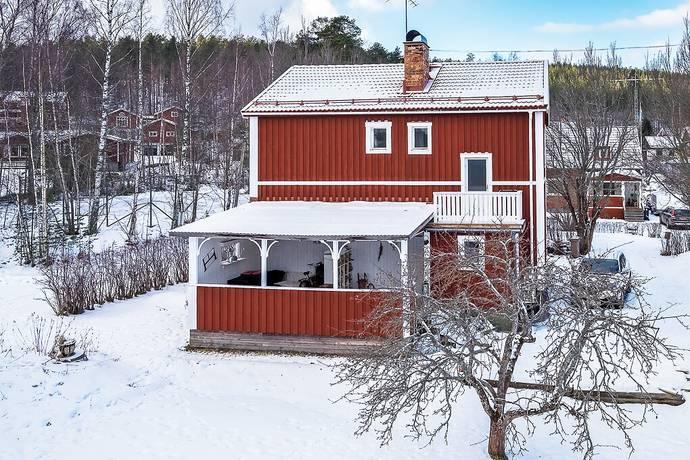 Bild: 5 rum villa på Anrikningsvägen 25, Falu kommun Pilbo
