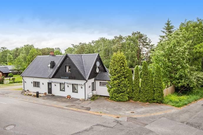 Bild: 6 rum villa på Krankesjövägen 2, Lunds kommun Revingeby
