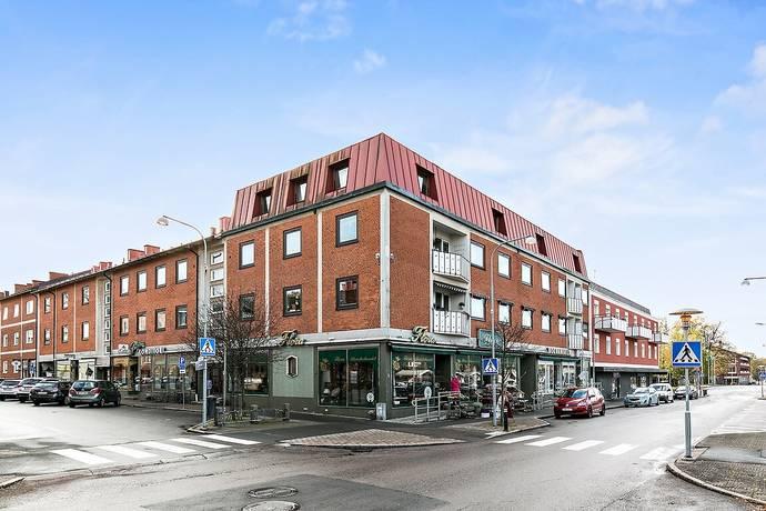Bild: 1 rum bostadsrätt på Östra Järnvägsgatan 10, Osby kommun Osby