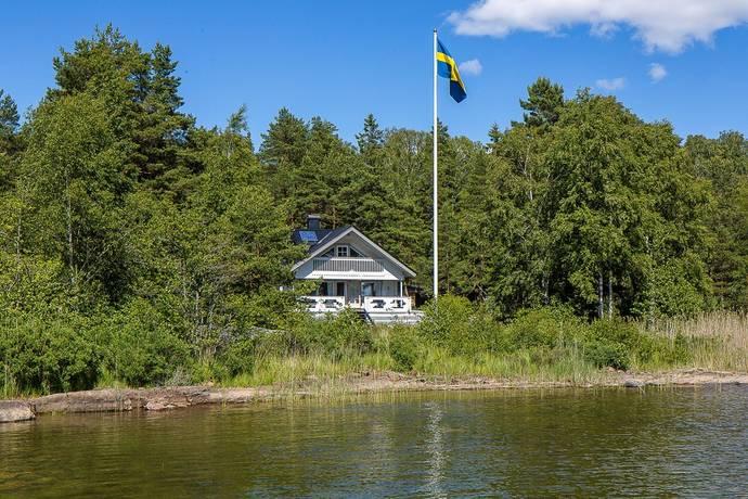 Bild: 3 rum fritidshus på Sommarviken Kalvön, Säffle kommun Kalvön
