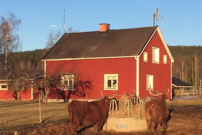 Bild: 4 rum villa på Asphyttan 179, Filipstads kommun