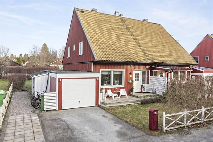 Bild: 4 rum radhus på Valsvägen 5, Upplands-Bro kommun Kungsängen - Brunna