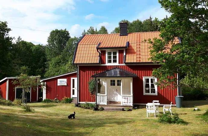 Bild: 4 rum fritidshus på Flivik Dalhem, Oskarshamns kommun Figeholm