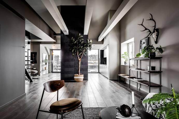 Bild: 4 rum bostadsrätt på Drottninggatan 102A, Stockholms kommun Vasastan