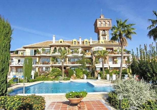 Bild: 2 rum bostadsrätt på Lägenhet i Mijas Costa, Costa del Sol, Spanien Mijas Costa