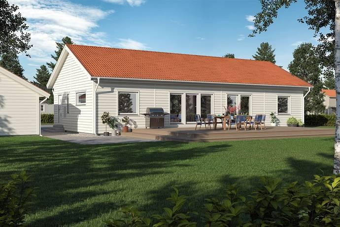 Bild: 4 rum villa på Storviksandsvägen 31, Umeå kommun Sörmjöle