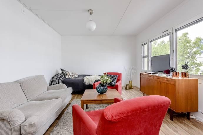 Bild: 1 rum bostadsrätt på Helsingörsgatan 38, Stockholms kommun Kista