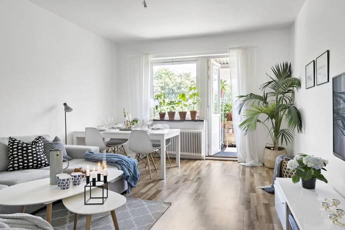 Bild: 2 rum bostadsrätt på Kyrkogårdsgatan 19A, Ystads kommun Centralt