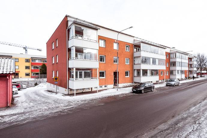 Bild: 4 rum bostadsrätt på Hyttgatan 38C, Falu kommun Centrum