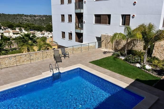 Bild: 2 rum bostadsrätt på Lägenhet i Orihuela Costa, Alicante (Costa Blanca), Spanien Orihuela Costa