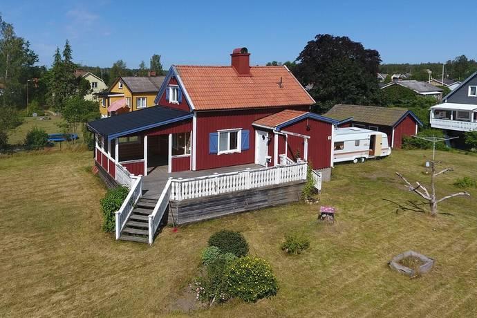 Bild: 3 rum villa på Hammargatan 3, Kristinehamns kommun Björneborg
