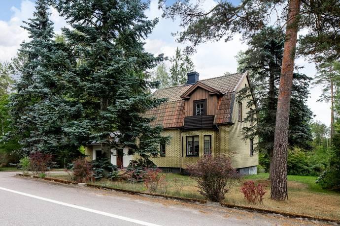 Bild: 5 rum villa på Gåsamålavägen 5, Lessebo kommun Skruv