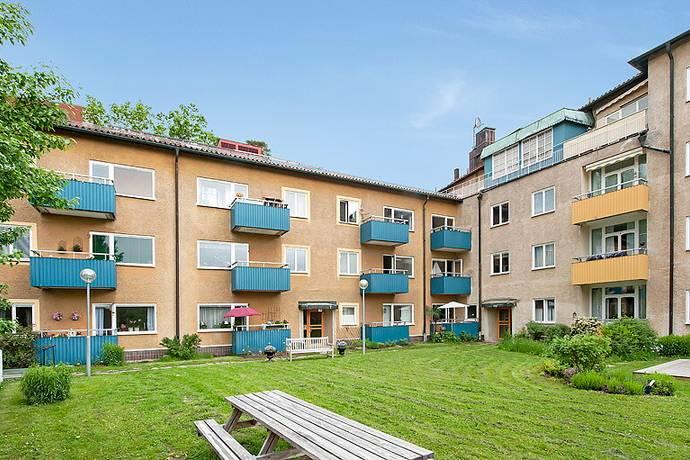 Bild: 3 rum bostadsrätt på Klostervägen 1 C, Danderyds kommun Stocksund - Inverness