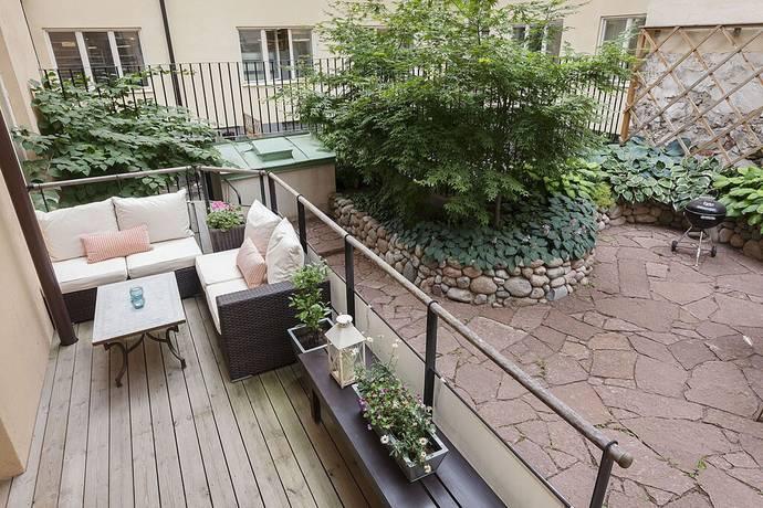 Bild: 3 rum bostadsrätt på Saltmätargatan 3A, Stockholms kommun Vasastan - Norrmalm