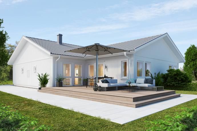 Bild från Nyback - Bygg ett drömhem från LB-Hus i attraktivt område!