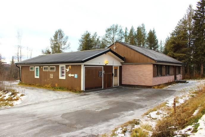 Bild: 9 rum villa på Varpvägen 1, Kiruna kommun Svappavaara