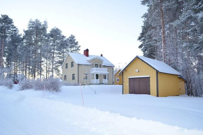 Bild: 4 rum villa på Nyvägen 8, Vindelns kommun Åmsele