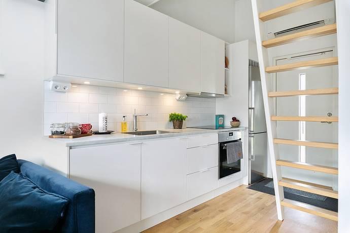 Bild: 1 rum bostadsrätt på Fridshällsvägen 23A, Södertälje kommun Brunnsäng/Ritorp