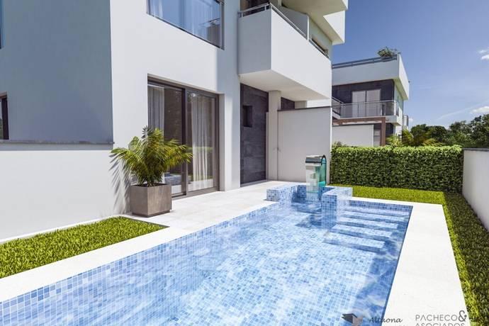 Bild: 3 rum bostadsrätt på Möjlighet att bo nytt nära stranden i mysiga Los Alcazares, Spanien Los Alcazares, Murcia Mar Menor