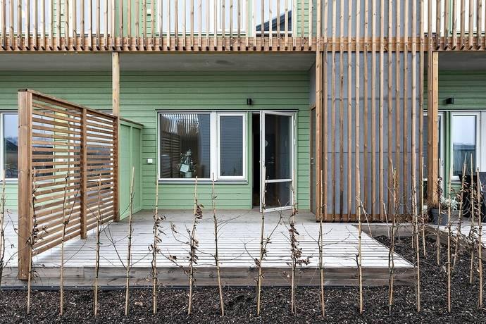 Bild: 1 rum bostadsrätt på Dioritvägen 3, Kungsbacka kommun Kungsbacka