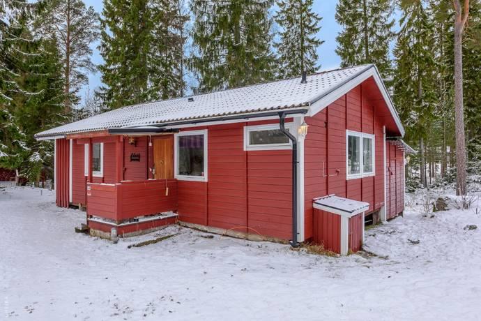 Bild: 2 rum fritidshus på Ridvägen 5, Norrtälje kommun Enviken