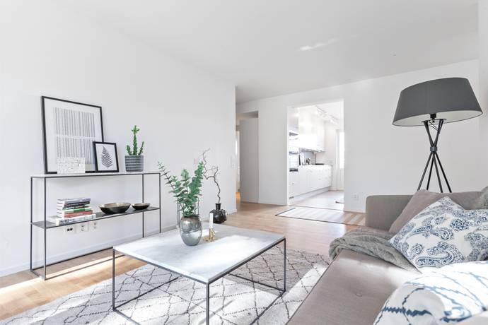 Bild: 4 rum bostadsrätt på Viksjöplan 46, Järfälla kommun Viksjö