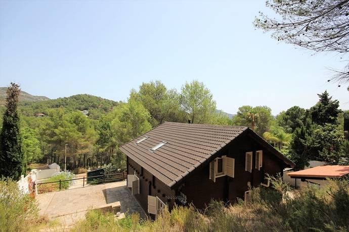 Bild: 5 rum villa på Trevligt trähus nära Gandia!, Spanien COSTA BLANCA - GANDIA