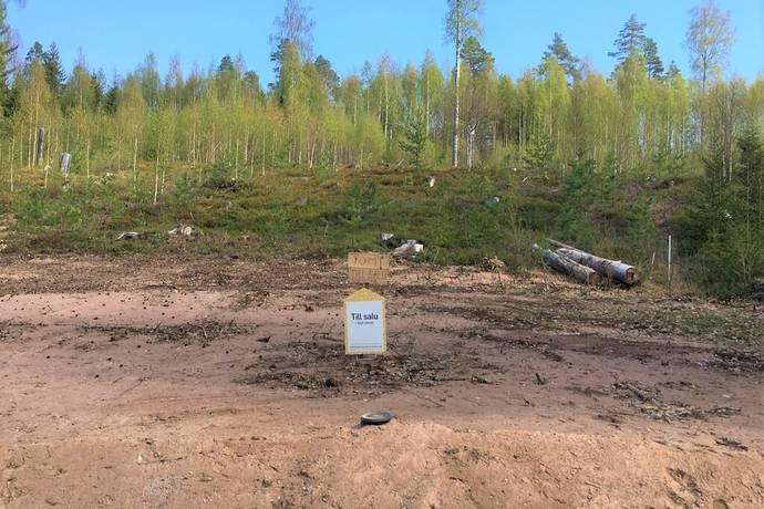 Bild: tomt på Yttervägen , Leksands kommun Leksand