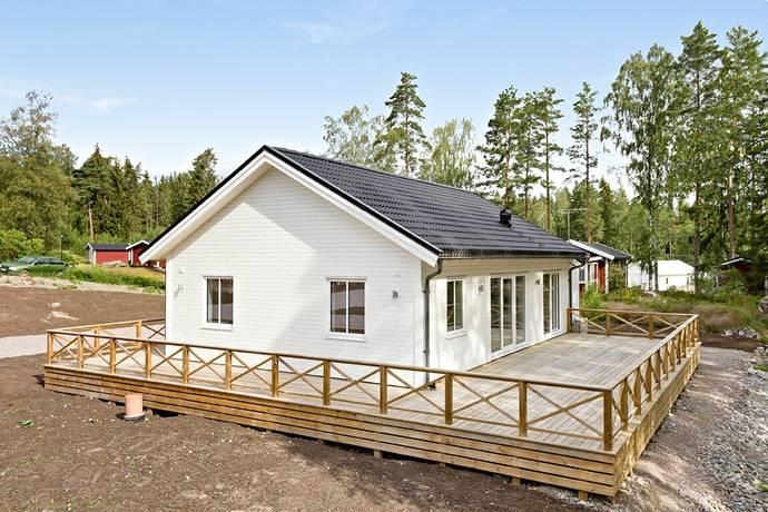 Bild: 4 rum villa på Ramsjö skogsväg 5, Uppsala kommun Järlåsa