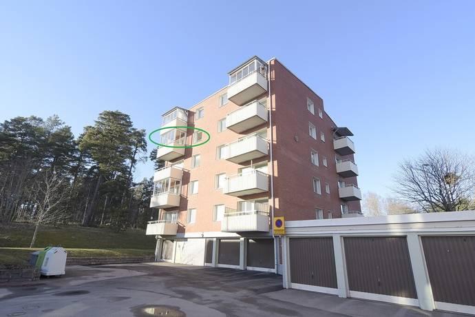 Bild: 2 rum bostadsrätt på Nolbygatan 1, Kristinehamns kommun Stenfallet