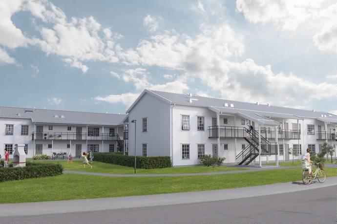 Bild: 3 rum bostadsrätt på Videvägen 3 rok, Hallstahammars kommun Lövboås