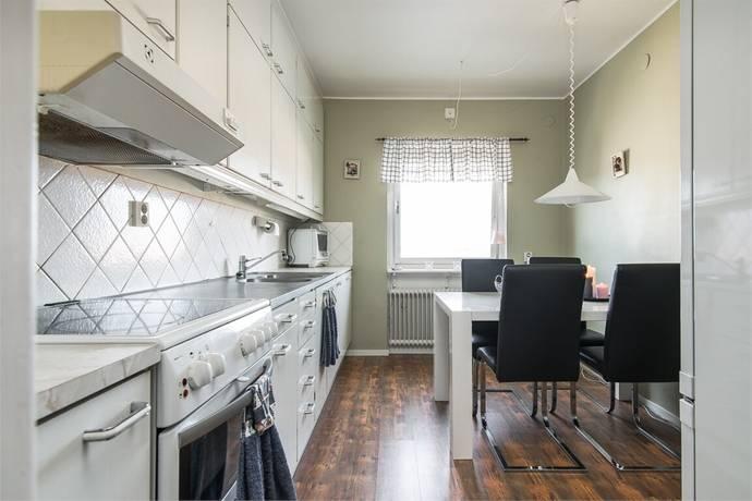 Bild: 3 rum bostadsrätt på Mästargatan 3A, Sandvikens kommun Hantverkarbacken