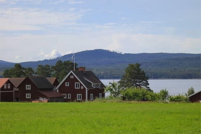 Bild: tomt på Tomt, Kulåra, Mora kommun Sollerön