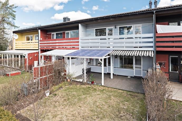 Bild: 5 rum radhus på Stora Hundens gata 583, Haninge kommun Brandbergen