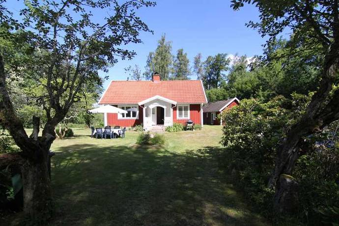 Bild: 5 rum villa på Kvarnatorp Karlsnäs 1, Älmhults kommun Kvarnatorp