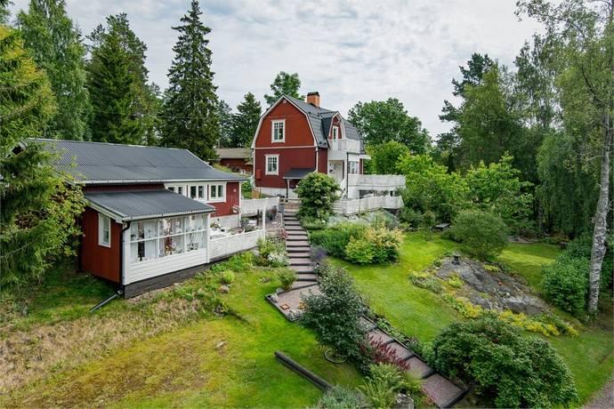 Bild: 3 rum villa på Österbergbygatan 10, Sandvikens kommun Storvik