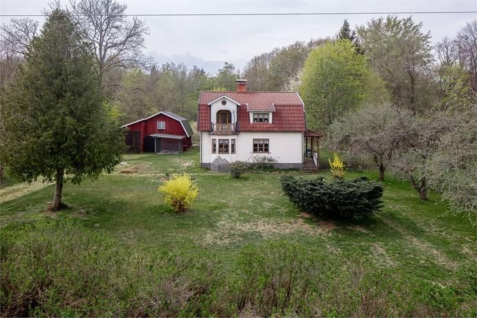 Bild: 5 rum villa på Vrångebo Norregård 14, Tingsryds kommun Linneryd