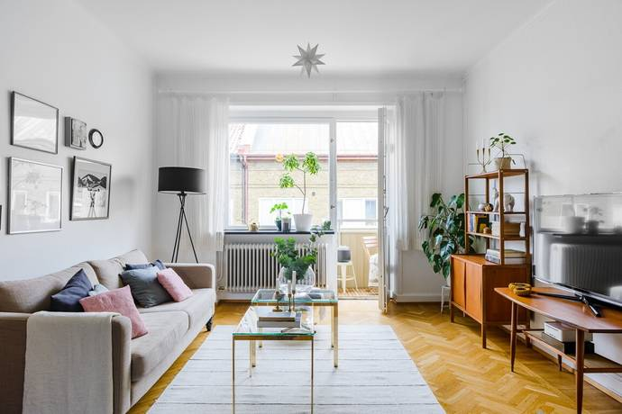 Bild: 2,5 rum bostadsrätt på Karlshamnsgatan 3, Malmö kommun Folkets Park