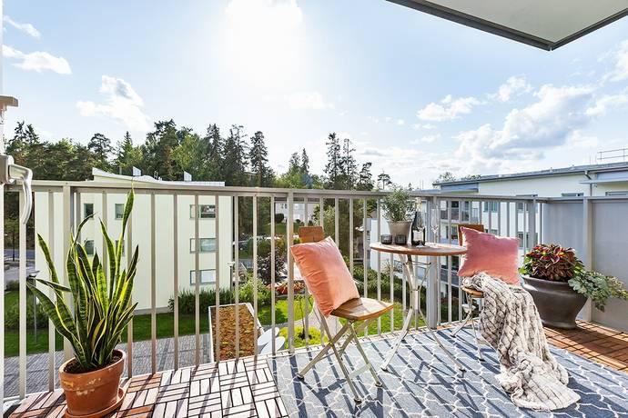 Bild: 2 rum bostadsrätt på Ugglevägen 7 3tr, Sollentuna kommun Häggvik